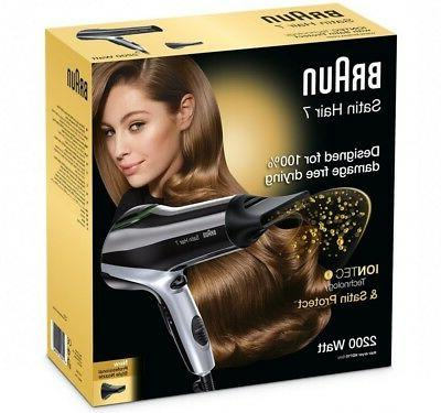Braun 7 IONTEC Hair With