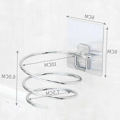 Holder Bathroom Dryer Support Wall