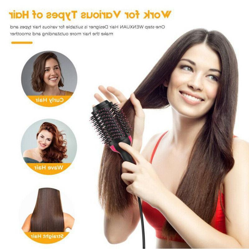 HOT! One Hair Straightening