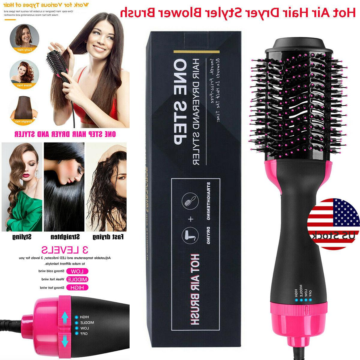 hot air hair dryer negative ion one