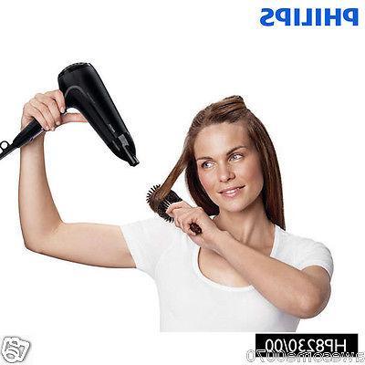 Philips Hair Dryer 2100W Black 220V, 6 heat speed settings