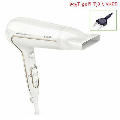hp8232 hair dryer ionic thermo protect