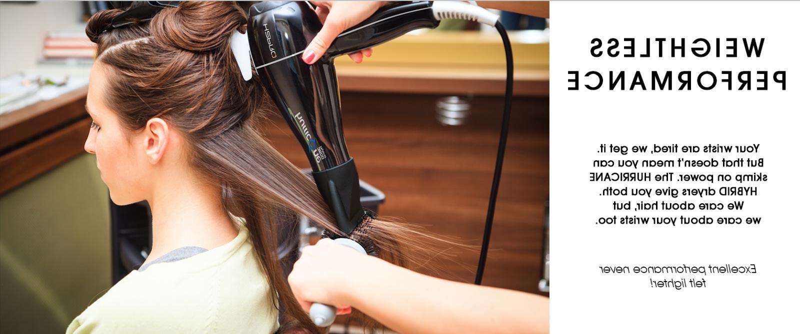 H2PRO HYBRID 3600 LIGHTWEIGHT HAIR DRYER