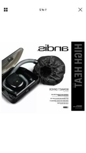 ionic bonnet hair dryer