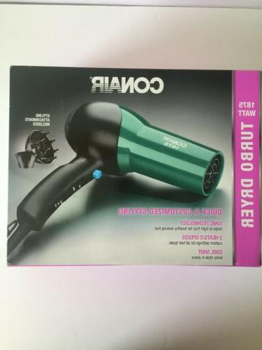 ionic hair dryer 1875 w 2 heats