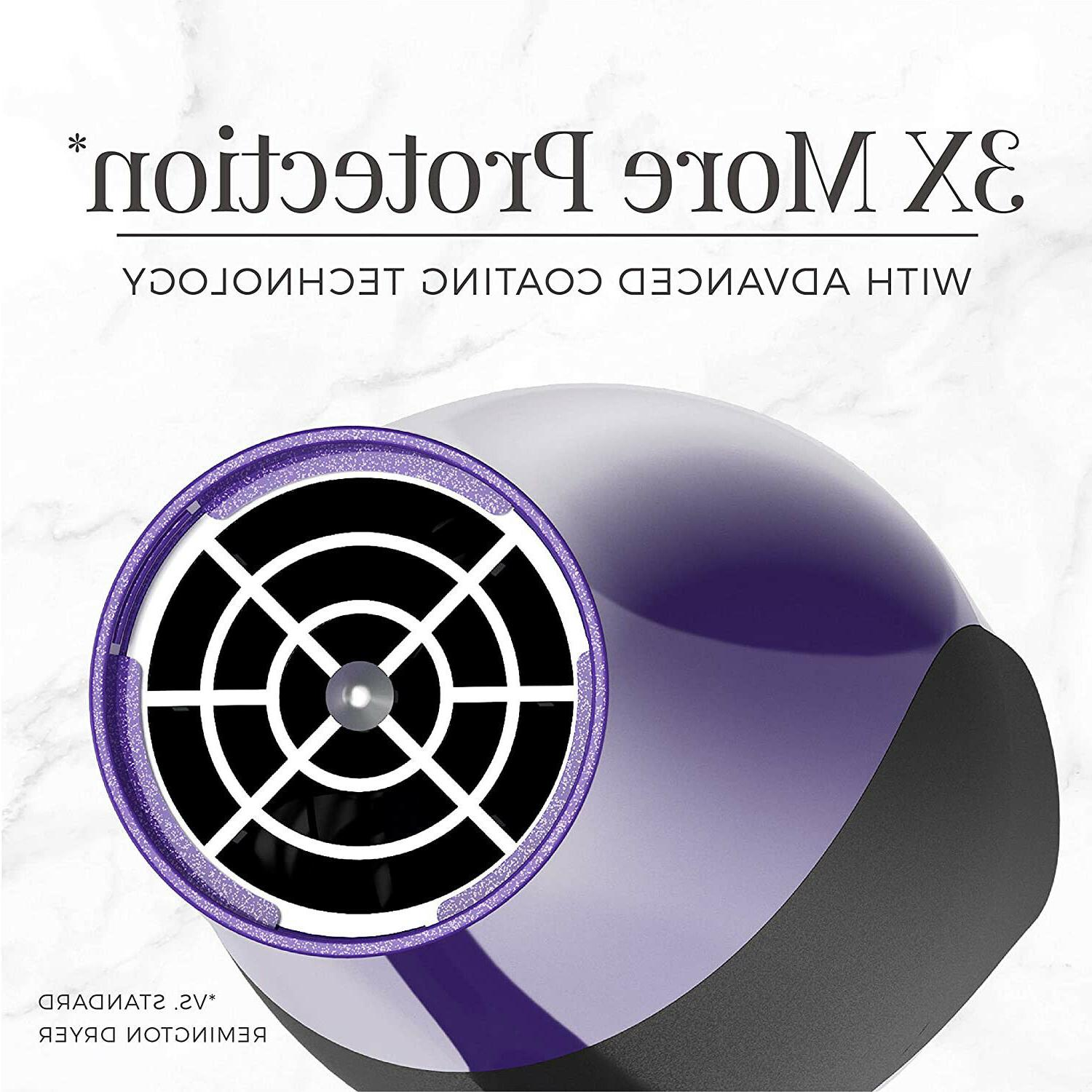 Ionic Hair Remington Professional Turbo Blow 2 Speed with