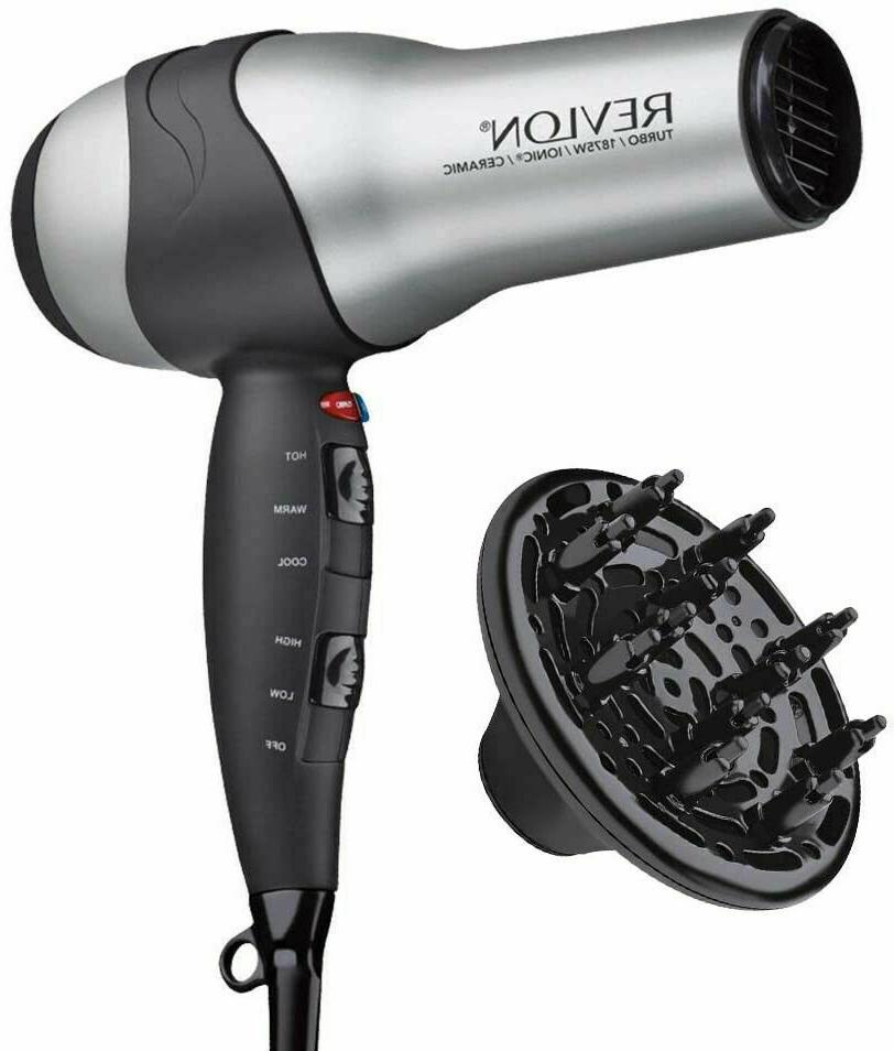 Ionic Hair Dryer Revlon Professional Turbo Speed