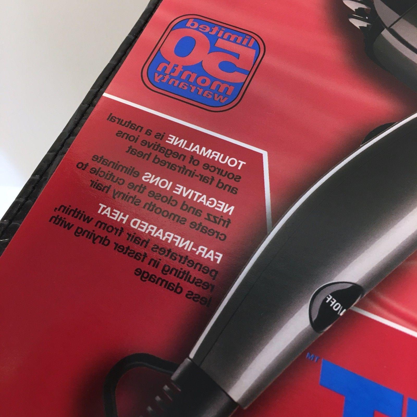 LIMITED TT 5500 Tourmaline Blow Dryer Ionic 5000 3000