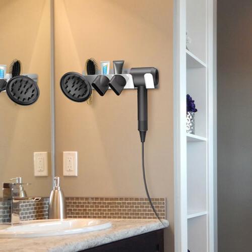 Hair Dryer Accessories Mount Hanger