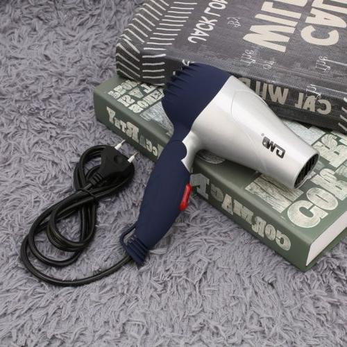 Mini Foldable Hair Blow Dryer Low Noise Traveller Compact Bl
