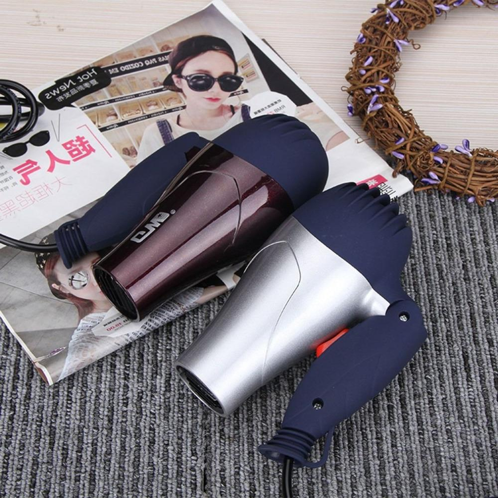 Mini <font><b>Hair</b></font> Foldable Low Power School Air Compact Blower