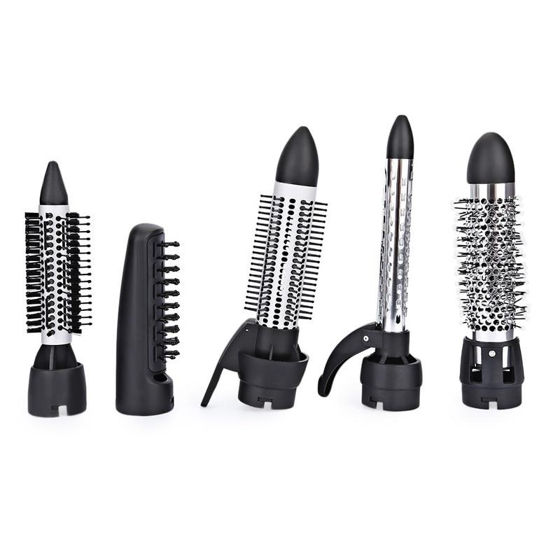 Multifunctional Hair <font><b>Dryer</b></font> In Professional Tools Nozzle <font><b>Dryer</b></font> <font><b>Brush</b></font> 45D