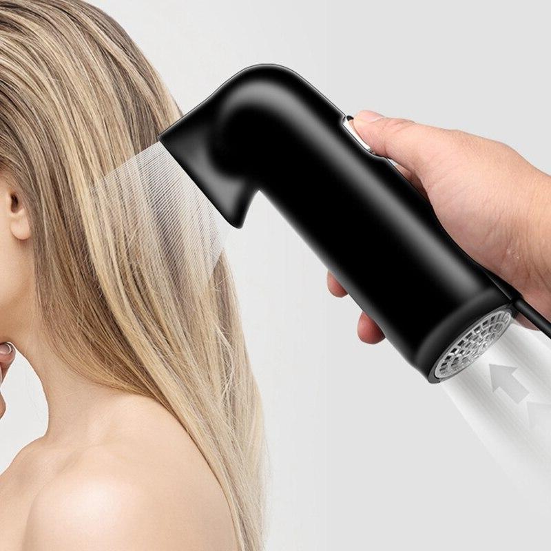 Negative Ion <font><b>Hair</b></font> Household Blow Portable Blowdryer Mute Injury <font><b>Hair</b></font> 1400W Air <font><b>Dryer</b></font>