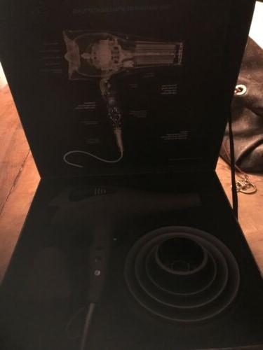 Neuro Hair Dryer Black by Paul for Unisex R$167