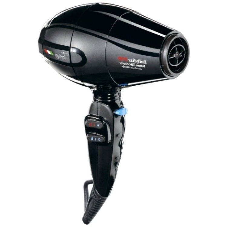 BaByliss Pro BABNT6160N Titanium Hair 2000w AC