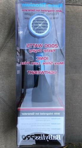 NEW Titanium Watts Blower