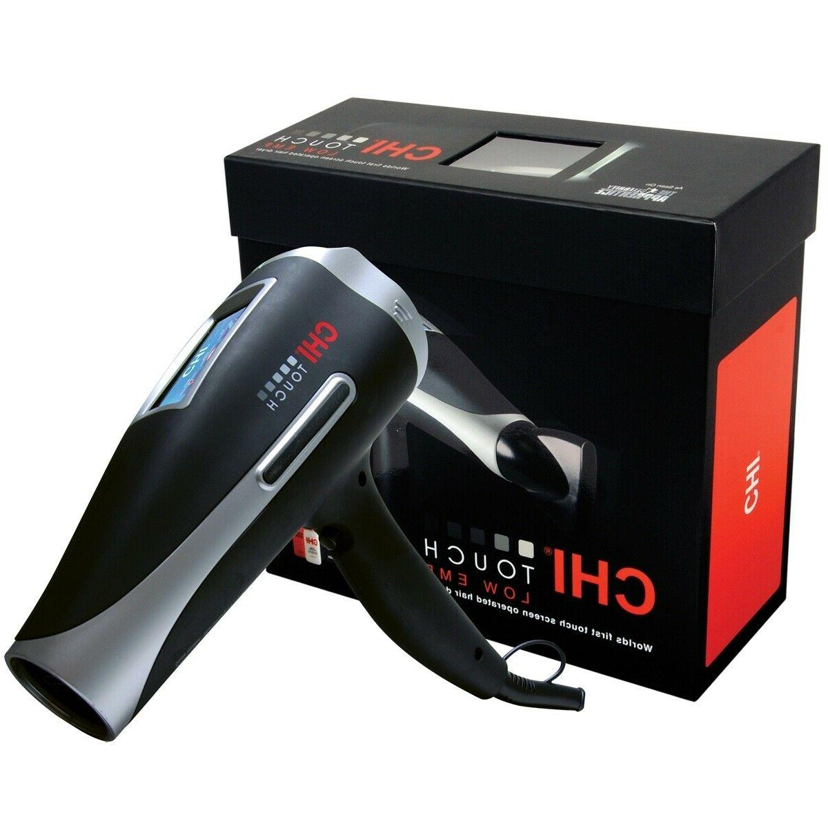 new touch screen low emf professional hair
