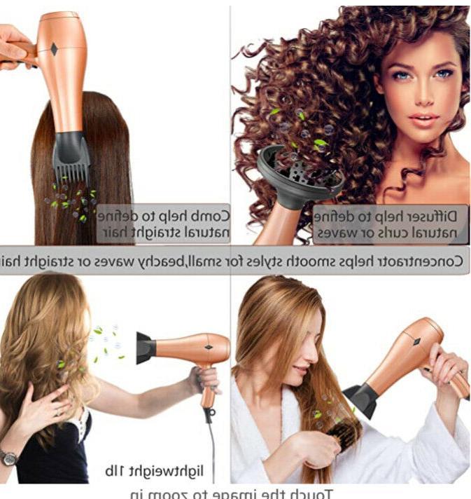 NITION Hair Dryer Attachment
