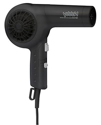 nobby negative ion hair dryer