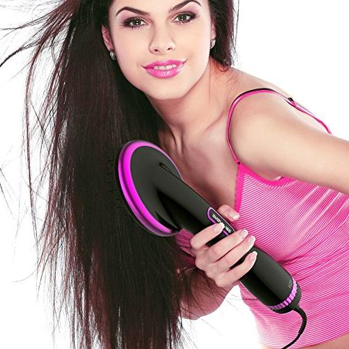 BANGMENG One & Styler Paddle Brush Ion For Hair Healthy Locks