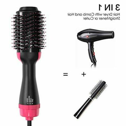 One and Curling Ion Comb