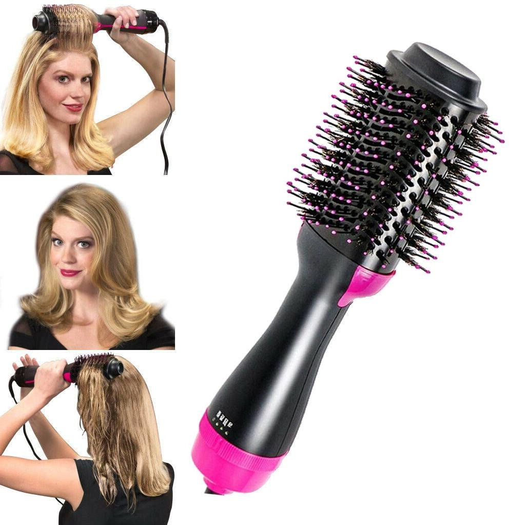 one step hair dryer and volumizer brush
