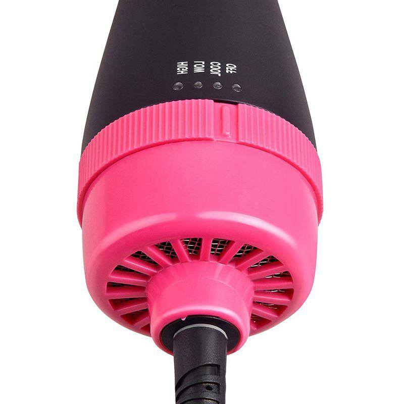 One Step Hair Dryer and ManKami Brush Hair Co
