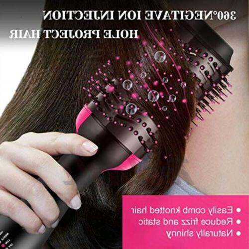 One Step Hair Styler US