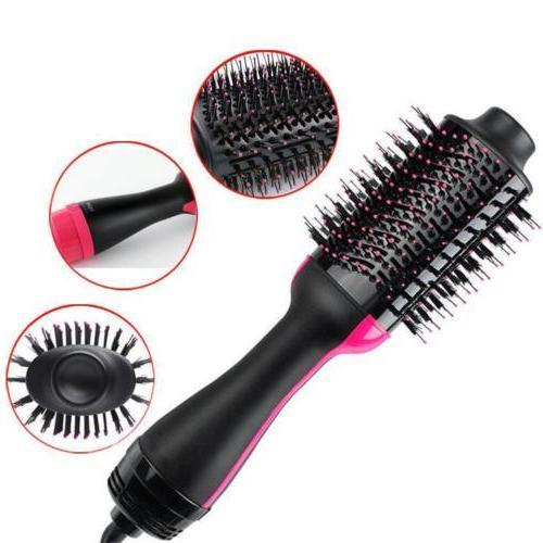 Hair Volumizer Curling Bristles
