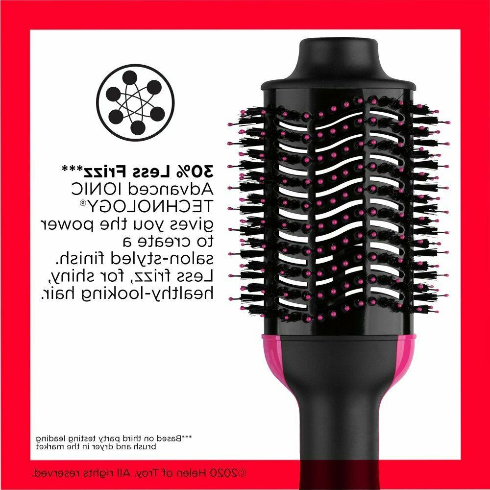 Revlon Dryer and Brush, Black