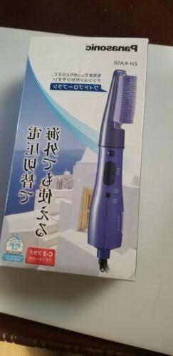Panasonic Hair ZIGZAG Purple