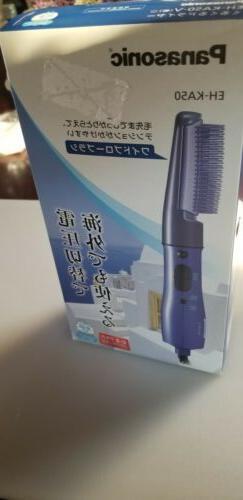 Panasonic Kuru Curling Hair Purple