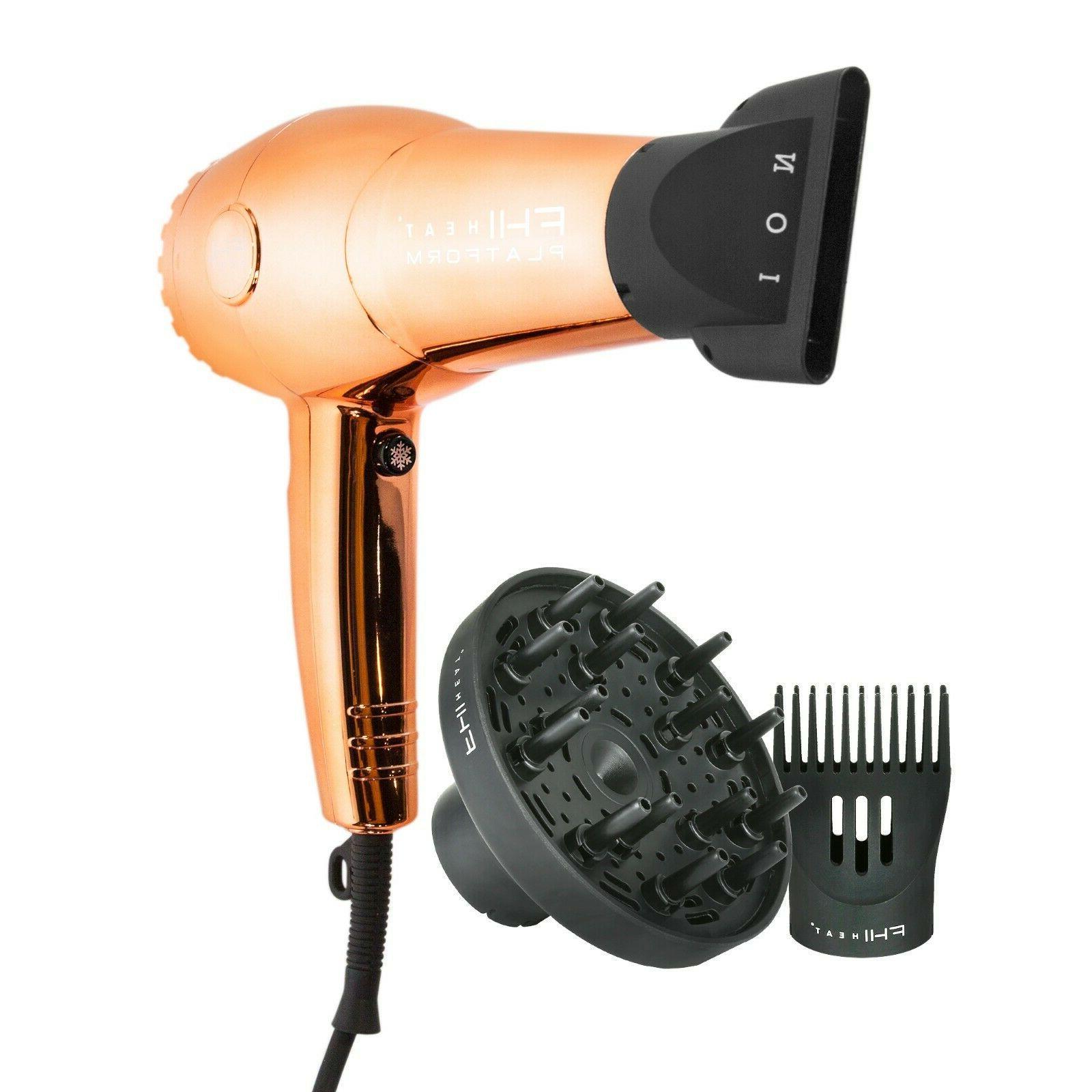 platform 1900 nano lite pro hair dryer