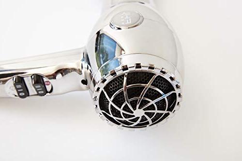 FHI Heat Nano Lite Chrome, Gunmetal,