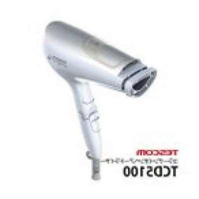 TESCOM Platinum Collagen Ion Hair TCD 5100 Shipping japan
