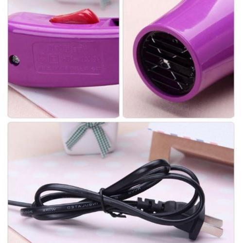 Portable AC 220V Blow Dryer Hair Dryer