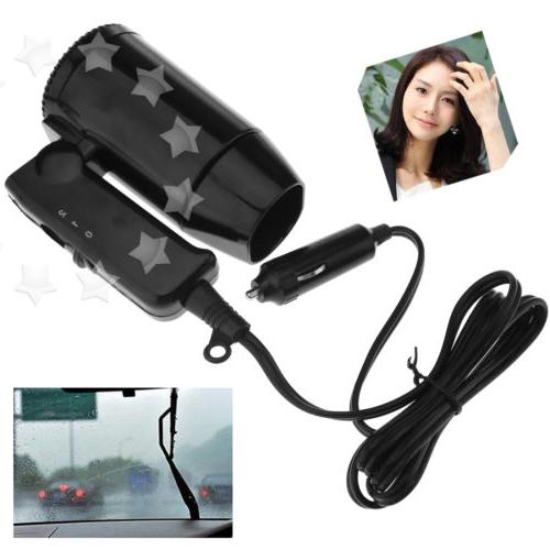 Portable Dryer 220W &Camping Auto Hairdryer