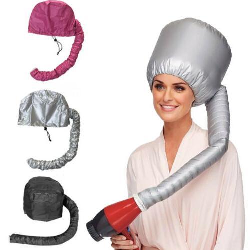 Portable Soft Hair Drying Cap Bonnet Hood Dryer For Hair Sty