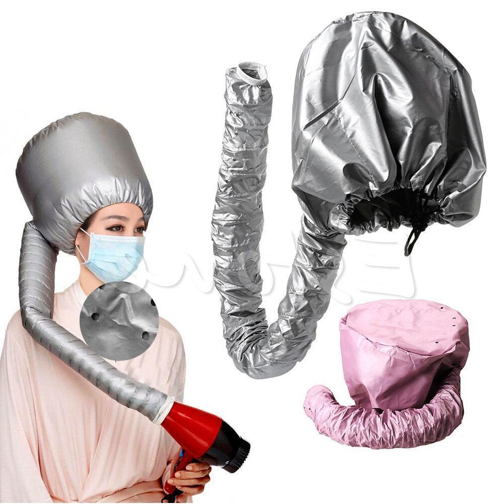 portable home haircare salon hairdressing soft hood