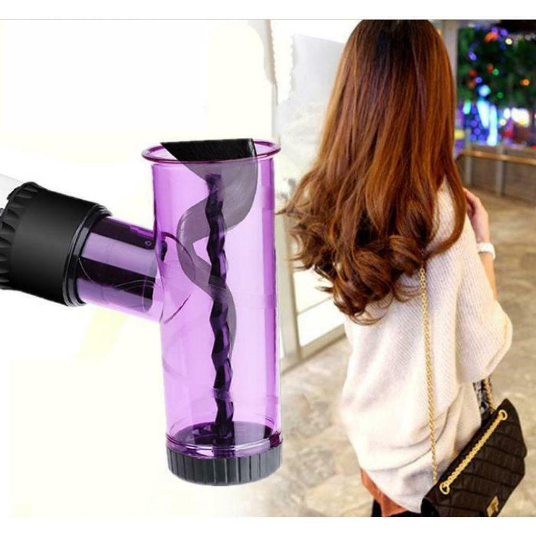 Dryer Wind Diffuser Hair Curler Styling ESY1 01