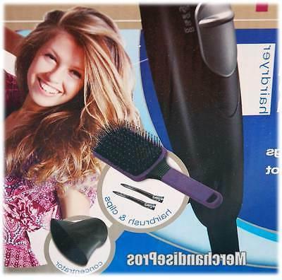 REMINGTON POWER DRYER WATT HAIR BRUSH NEW!