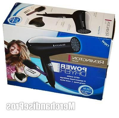 REMINGTON POWER 1875 HAIR CONCENTRATOR NEW!