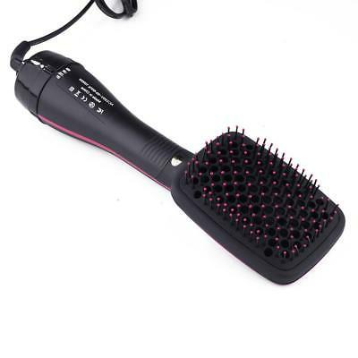 110V Salon Beauty Dryer Paddle Brush Hair Comb
