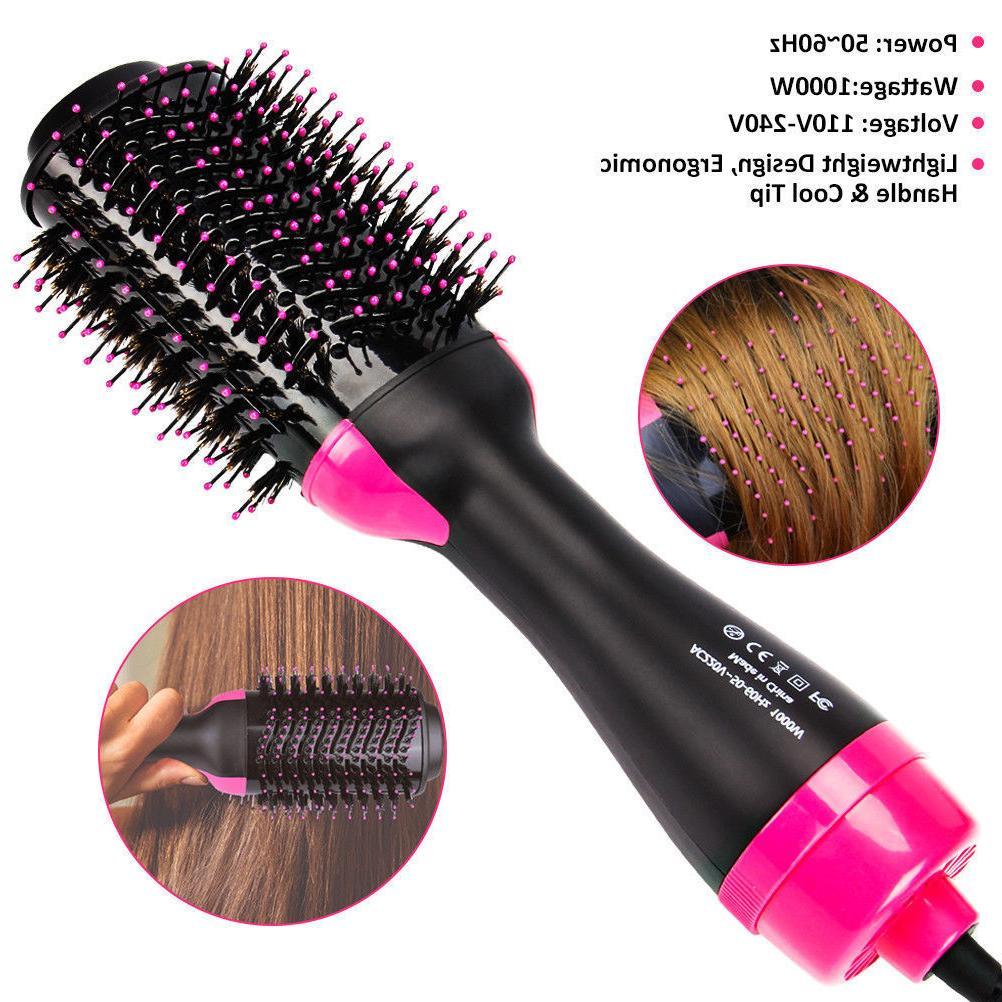 Pro Revlon Hair Dryer and Brush