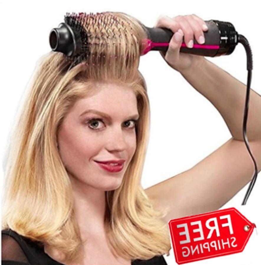 Pro Hair Salon Brush