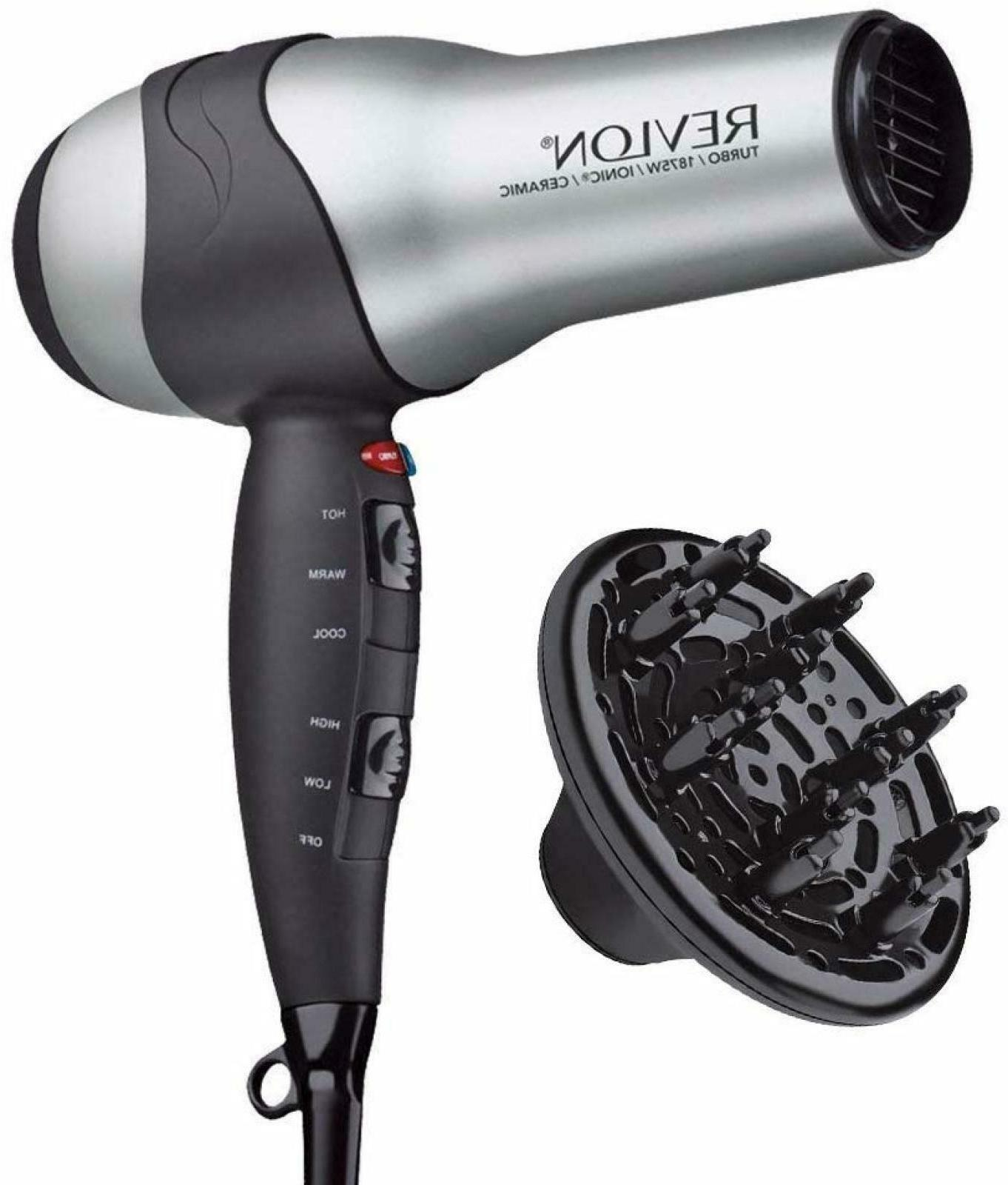 Pro Styler 1875W Infrared Tourmaline Ionic Hair Blow Dryer W