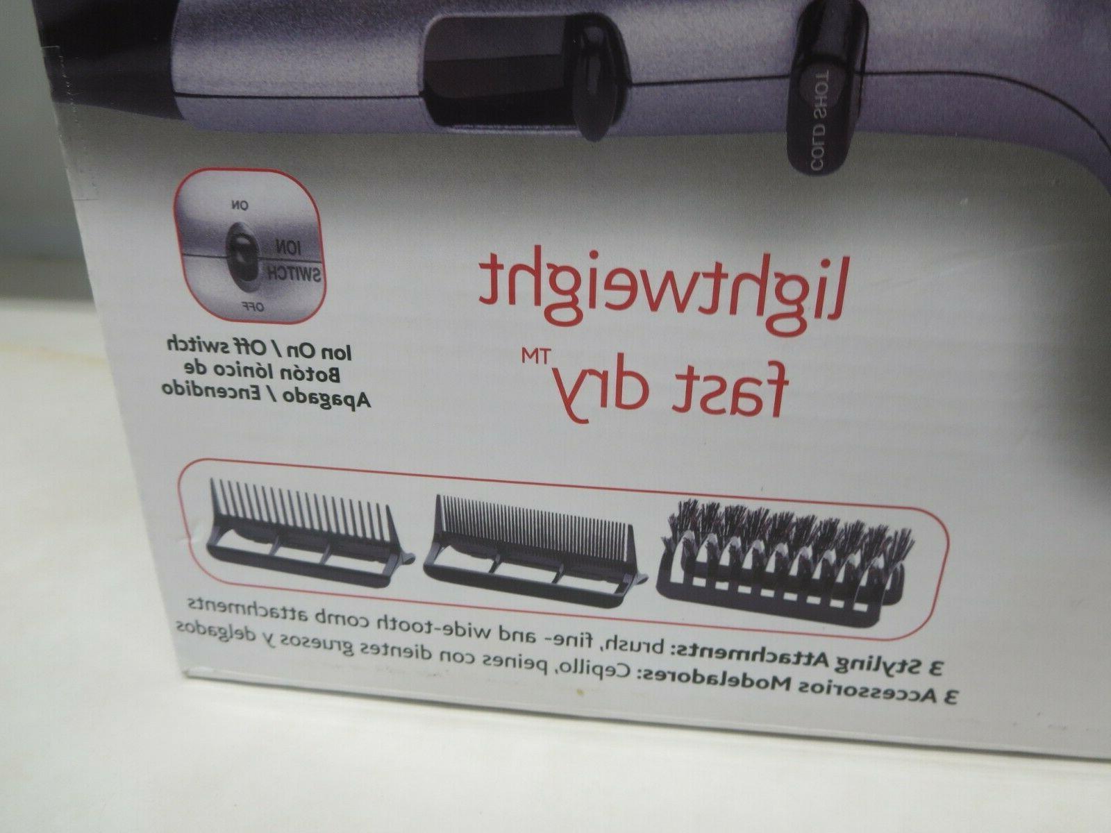Vidal Sassoon Professional 1875 Watt Hair Dryer