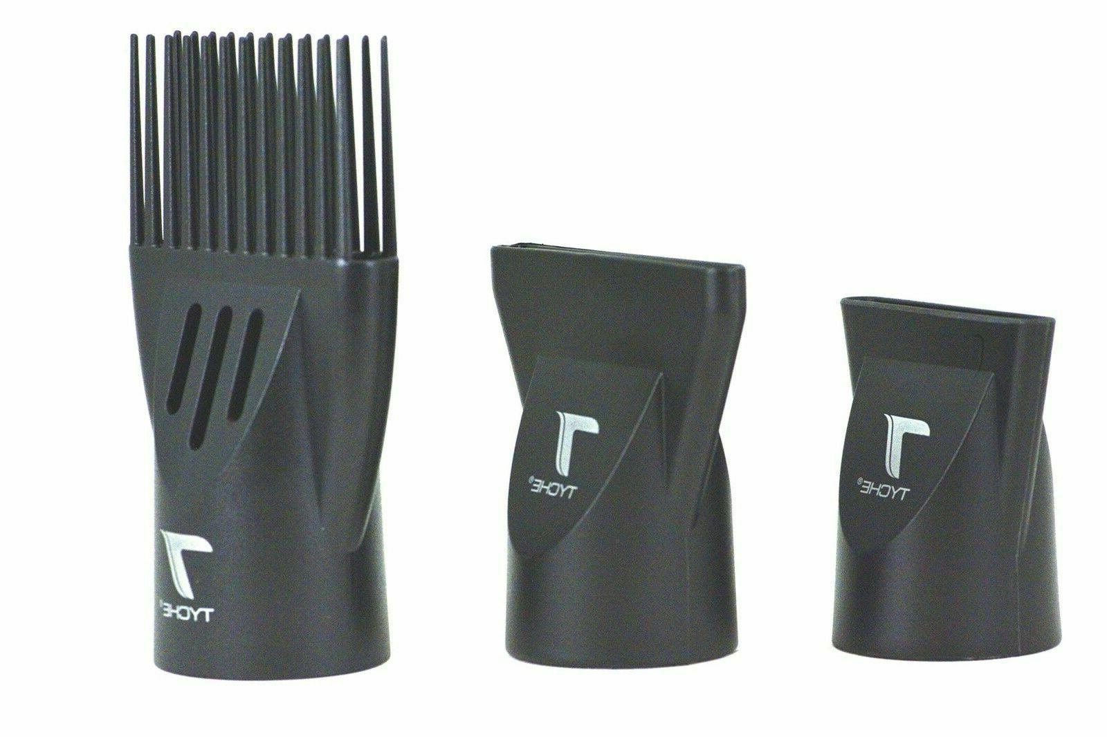 NICKA Professional Dryer Black 1 Year 3000 IONIC