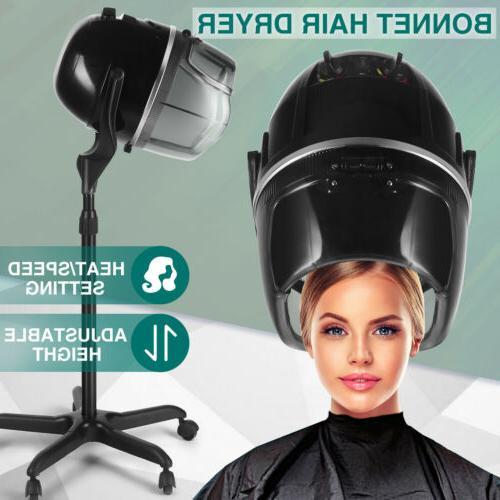 professional salon bonnet stand up hair dryer