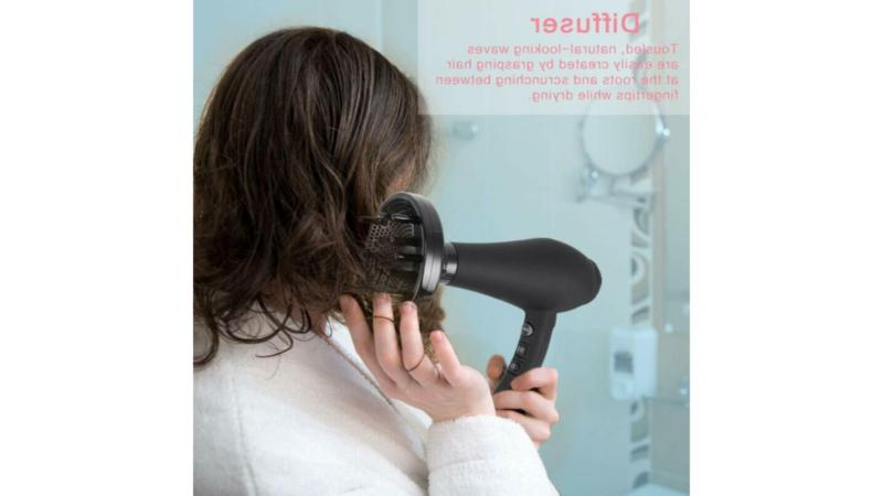 Professional Salon Negative Hair with